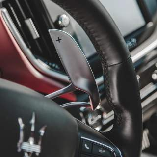 Paddle shifter conversion