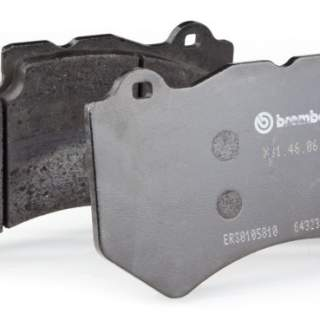 Brake pads Front (Carbon)