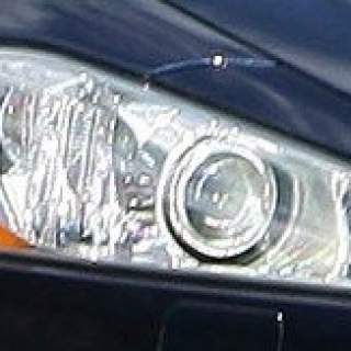Headlight pair - 4.2 pre facelift