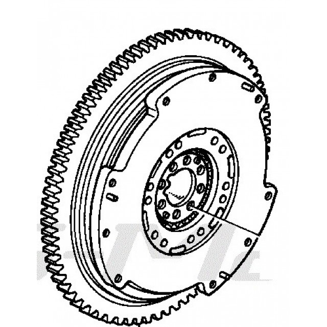 Flywheel - NA2 (OEM)