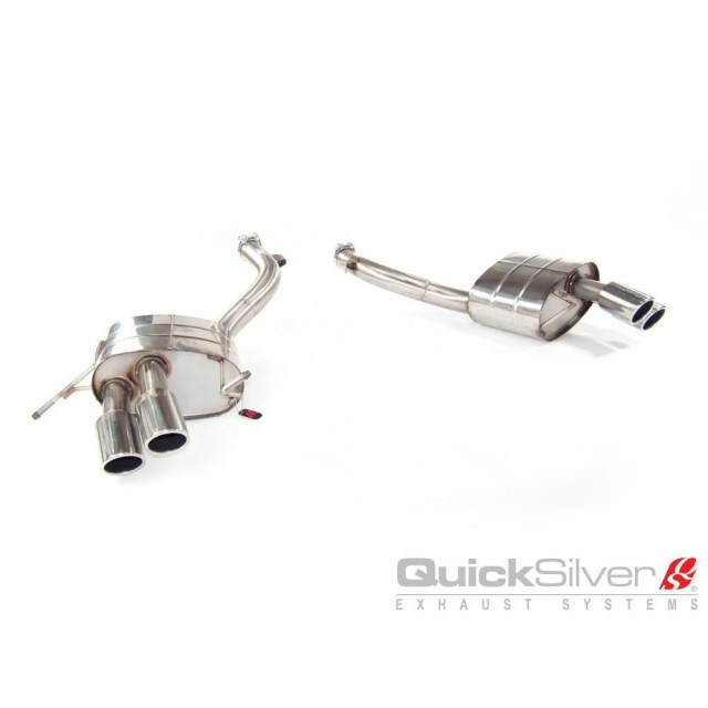 Sport exhaust with valves