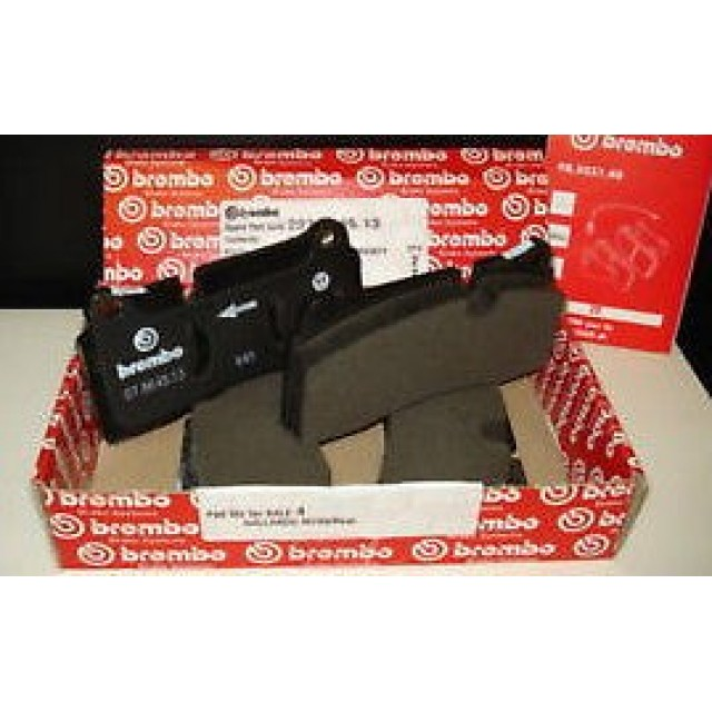 Rear brake pads (2WD/BASE)