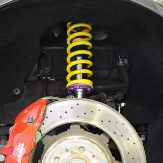 KW V3 coilover package