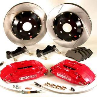 Big Brake kit  - VOORKANT