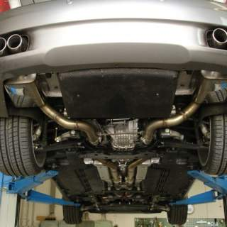 Sports exhaust with valves