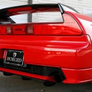 NSX-R FRP wing with brake light