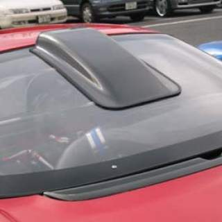 Carbon Roof scoop (Mugen styled)