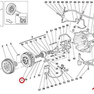 Clutch assembly (Valid from Ass. Nr. 9254)