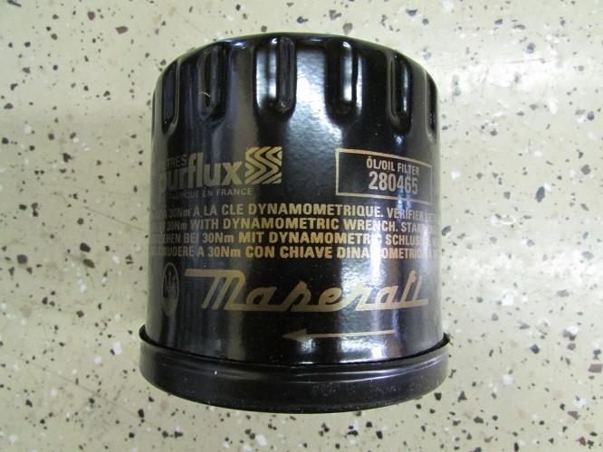 oil filter (4.7 & 4.2 auto)   engine   granturismo   maserati